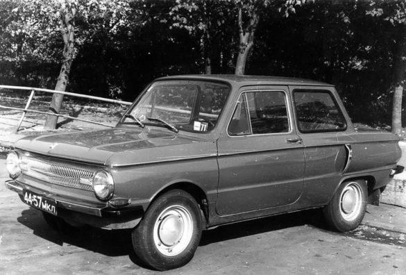 "Запорожец ""ЗАЗ"" 968М"