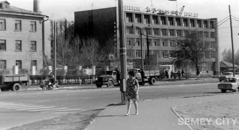 Лето в Семипалатинске, 1972-1978