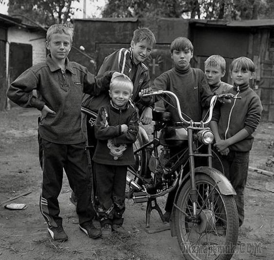 Про мопеды и мотоциклы 1976