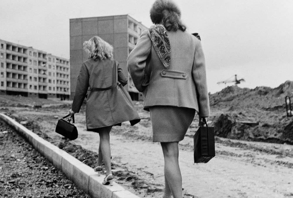 Переезд в новую квартиру в 1973-м